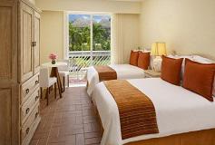 Habitación Deluxe Vista Tropical del Hotel Sunscape Sabor Cozumel