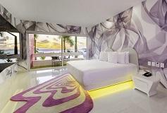 Habitación Trendy Vista al Mar del Hotel Hotel Temptation Cancún Resort