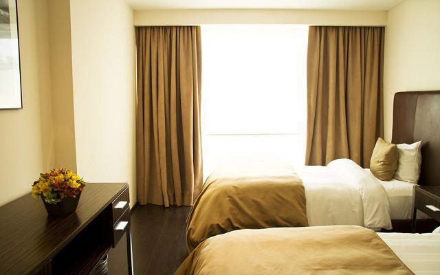 Habitación Suite de Dos Recámaras del Hotel The Place Corporate Rentals