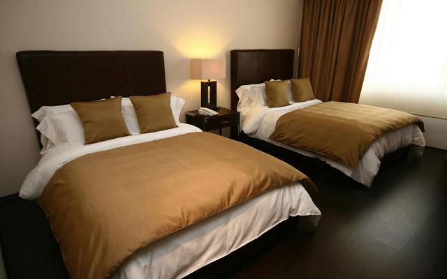 Habitación Suite de Tres Recámaras del Hotel The Place Corporate Rentals