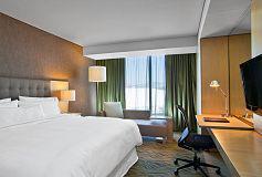 Habitación Deluxe King del Hotel The Westin Guadalajara