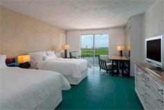 Habitación Deluxe Vista a la Laguna del Hotel Hotel The Westin Resort and Spa Cancún