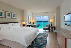 Habitación Deluxe Vista al Mar del Hotel Hotel The Westin Resort and Spa Cancún