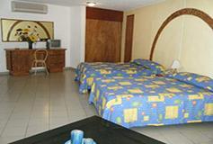 Habitación Estándar del Hotel Hotel El Tropicano Acapulco