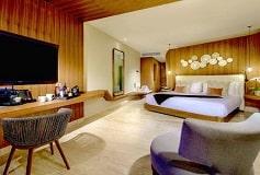 Habitación Junior Suite del Hotel TRS Coral Hotel