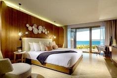 Habitación Loft Suite del Hotel TRS Coral Hotel
