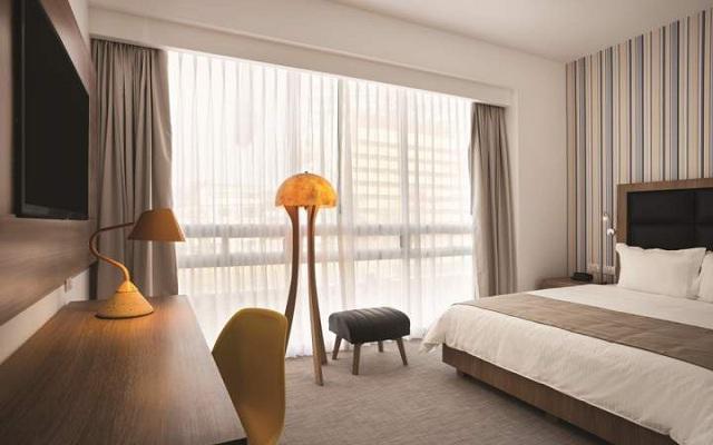 Habitación Estándar Queen del Hotel Hotel Tryp México WTC
