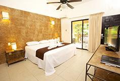 Habitación Deluxe del Hotel Tukan Hotel & Beach Club