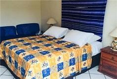 Habitación Estándar Cama Matrimonial del Hotel Vallarta Sun Hotel