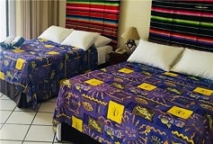 Habitación Estándar Camas Dobles del Hotel Vallarta Sun Hotel