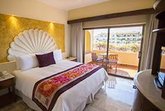Habitación Suite Una Recámara Vista al Mar + Wi Fi Gratis del Hotel Velas Vallarta Family Beach Resort Premium All Inclusive