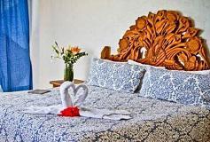 Habitación Estándar King del Hotel Ventanas al Mar Cozumel