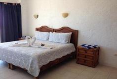 Habitación Estándar Queen del Hotel Ventanas al Mar Cozumel