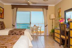 Habitación Junior Suite del Hotel Hotel Villa del Palmar Beach Resort and Spa