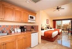 Habitación Junior Suite del Hotel Villa del Palmar Flamingos Beach Resort and Spa