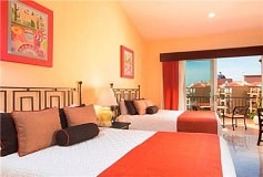 Habitación Suite de Dos Recámaras del Hotel Villa del Palmar Flamingos Beach Resort and Spa