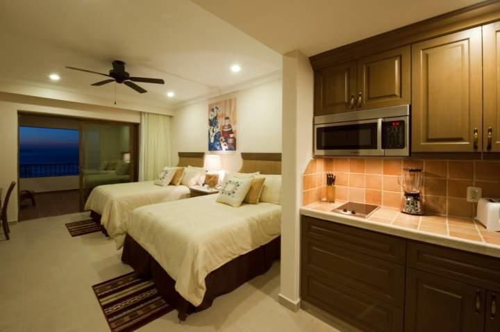 Habitación Deluxe Suite del Hotel Hotel Villa del Palmar en las Islas de Loreto