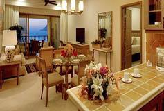 Habitación Suite de Dos Recámaras del Hotel Hotel Villa del Palmar en las Islas de Loreto