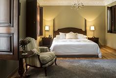 Habitación Patio Suite del Hotel Villa María Cristina