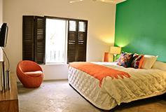 Habitación Estudio Deluxe e Internet Gratis del Hotel Villa Mercedes Petit Hotel Sólo Adultos