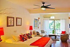 Habitación Suite con Balcón e Internet Gratis del Hotel Villa Mercedes Petit Hotel Sólo Adultos