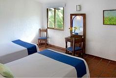 Habitación Suite de Una Recámara del Hotel Villa Varadero