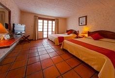 Habitación Estándar del Hotel Villablanca Huatulco