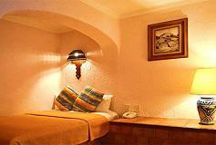 Habitación Estándar del Hotel Villas Arqueológicas Teotihuacán