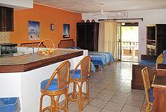 Habitación Suite Familiar del Hotel Villas del Sol in Los Tules