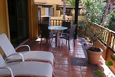 Habitación Villita del Hotel Villas del Sol in Los Tules