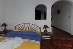 Habitación Estándar del Hotel Villas El Morro