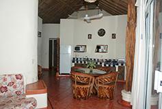 Habitación Villa Con Cocina del Hotel Villas El Morro
