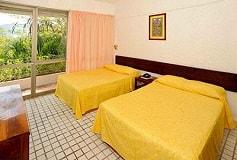 Habitación Suite Estándar del Hotel Villas Paraíso Ixtapa