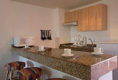 Habitación Estudio con Cocineta del Hotel Villas Vallarta by Canto del Sol