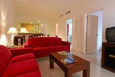 Habitación Suite 2 Recámaras Con Cocineta del Hotel Villas Vallarta by Canto del Sol