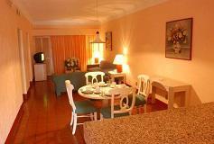 Habitación Suite de 1 Recamara con Cocineta del Hotel Villas Vallarta by Canto del Sol