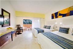 Habitación Superior Vista al Mar del Hotel Hotel Viva Wyndham Azteca