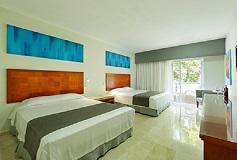 Habitación Habitación Deluxe del Hotel Hotel Viva Wyndham Maya