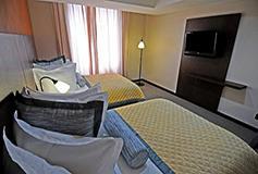 Habitación Estándar Dos Camas del Hotel Hotel Wyndham Garden Polanco