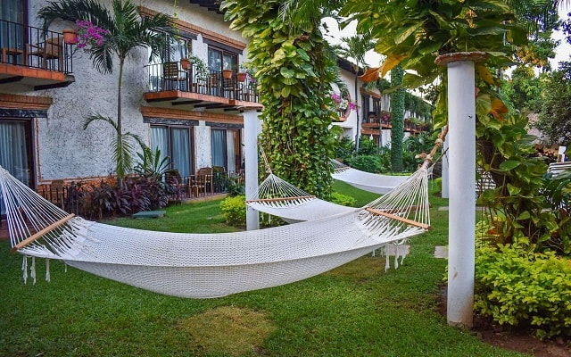 Hacienda Buenaventura Hotel & Beach Club All Inclusive, hamacas