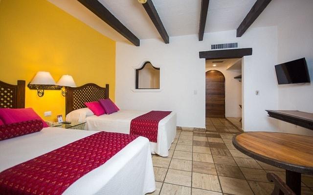 Hacienda Buenaventura Hotel & Beach Club All Inclusive, habitaciones con todas las amenidades