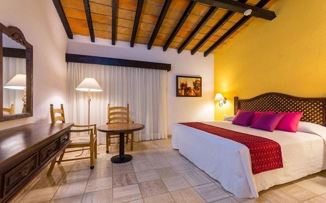 Hacienda Buenaventura Hotel & Beach Club All Inclusive, cómodas y acogedoras habitaciones