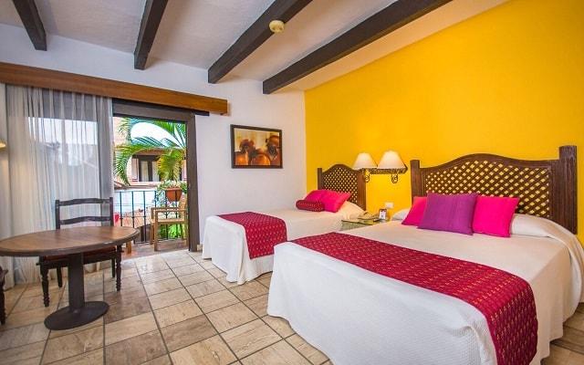 Hacienda Buenaventura Hotel & Beach Club All Inclusive, amplias y luminosas habitaciones