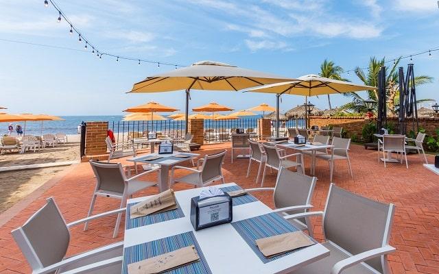 Hacienda Buenaventura Hotel and Mexican Charm, bello ambiente para disfrutar de tus bebidas preferidas