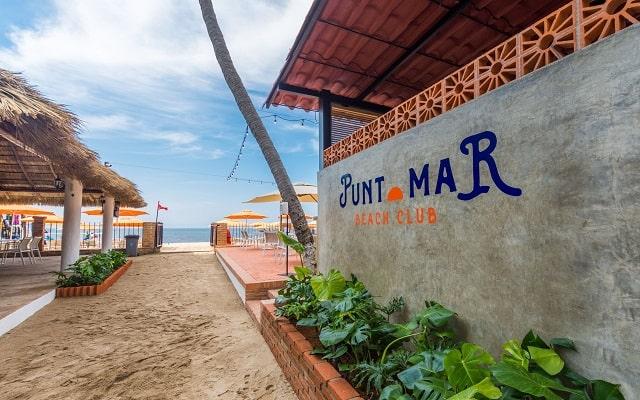 Hacienda Buenaventura Hotel and Mexican Charm, cuenta con club de playa.