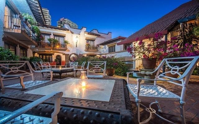 Hacienda Buenaventura Hotel and Mexican Charm, disfruta de bellos atardeceres.