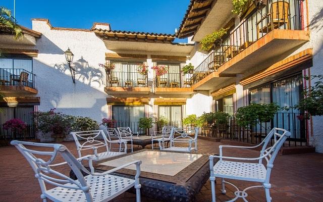 Hacienda Buenaventura Hotel and Mexican Charm, espacios para tener buenas charlas
