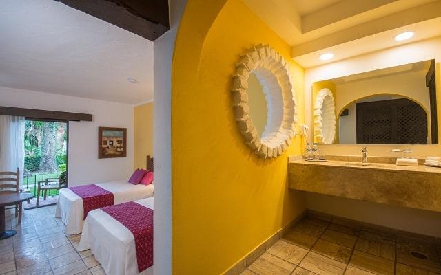 Hacienda Buenaventura Hotel and Mexican Charm, habitaciones con todas las amenidades.