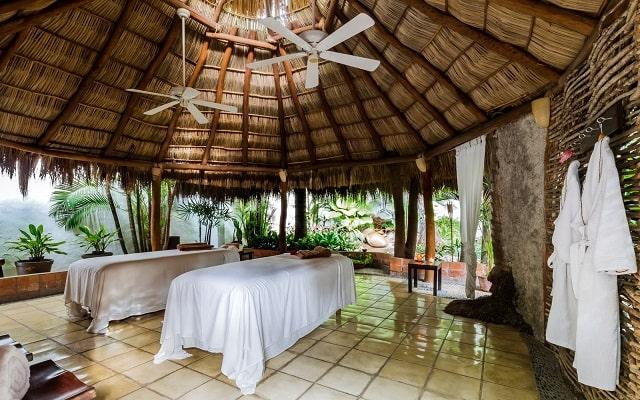 Hacienda Buenaventura Hotel and Mexican Charm, permite que te consientan en el espa