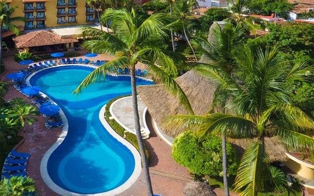 Hacienda Buenaventura Hotel Spa & Beach Club, disfruta de su alberca al aire libre